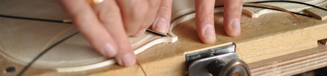 Devenir luthier